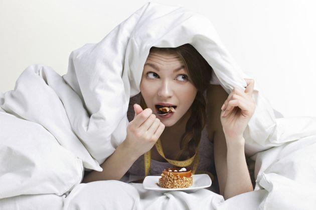 comer por la noche