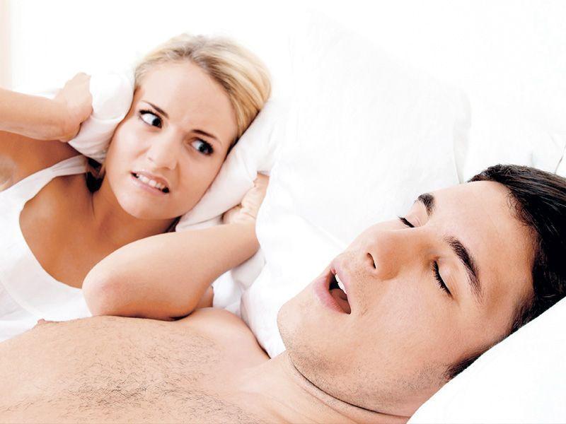 como saber si sufre apnea del sueño
