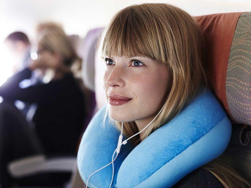 Almohadas cervicales para viaje Cómo elegir la adecuada